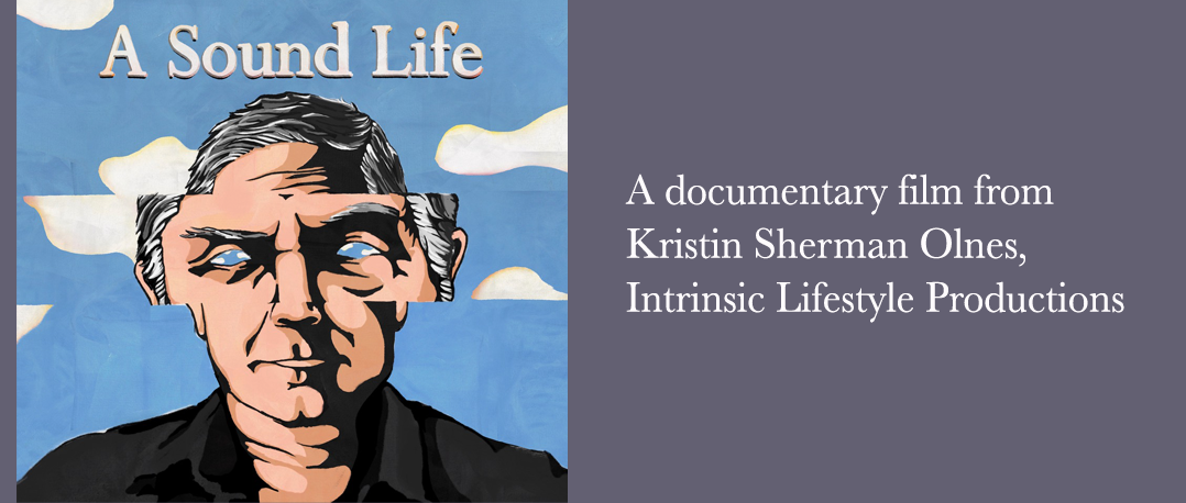 Poster for documentary film A Sound Life