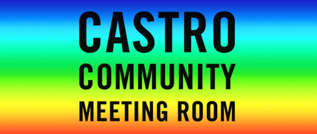 Castro Community Meeting Room brand